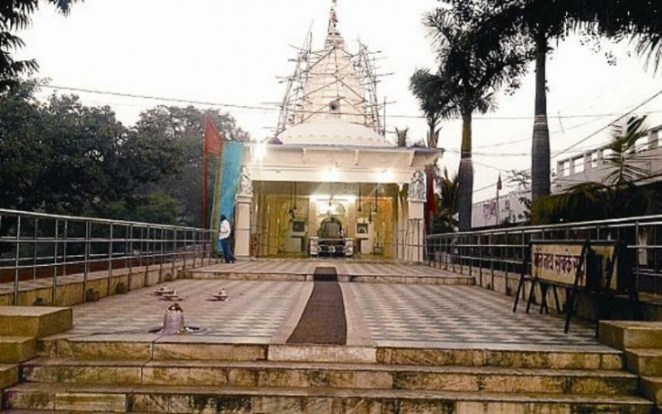 Image result for Shiva temple built by British couple in 1883