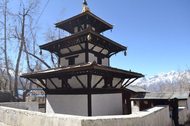 Muktinath Temple - One of the Most popular Hindu Temples in Nepal