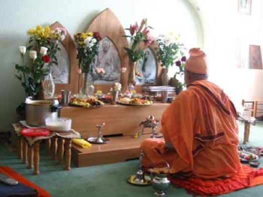 hinduism in russia