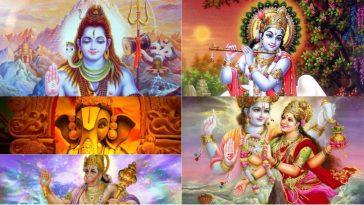 Popular Hindu Gods