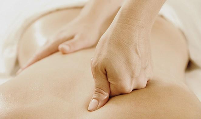 shiatsu finger massage