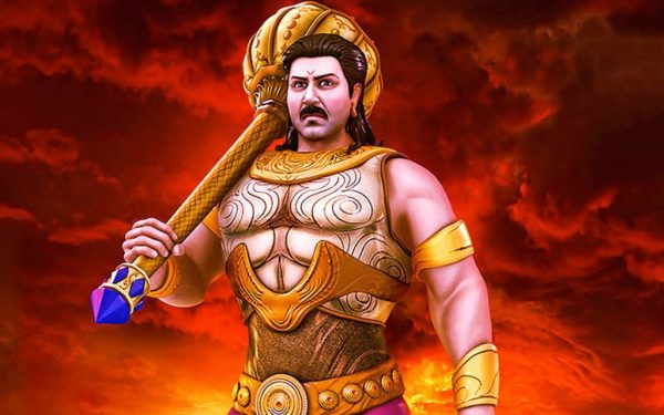 Bhima has Strength of Ten Thousand Elephants