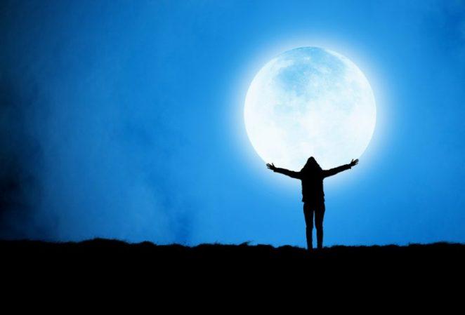 Lunar Moon Person