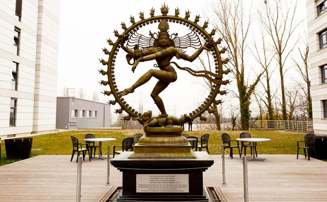 The Scientific Symbolism of the Statue of Shiva Nataraja at CERN,  Switzerland