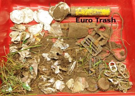 euro sabre trash