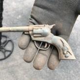 Jed from nearby Roxbury found this nice toy gun
