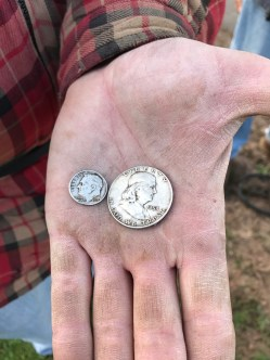 Bob's finds from the Apple orchard