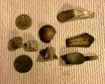 Finds from the corn field