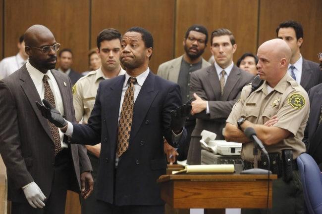 Американська історія злочинів: Народ проти О Джей Сімпсона