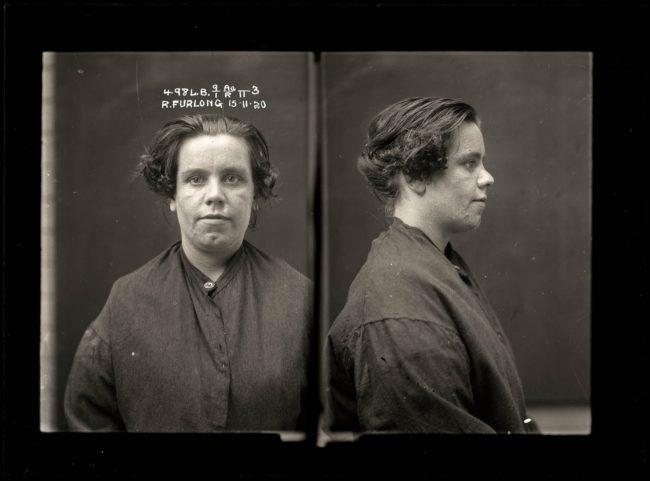 Королеви злочинів: Рубі Фурлонг