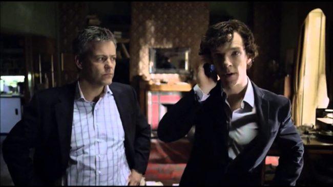 """серіал """"Шерлок"""""""