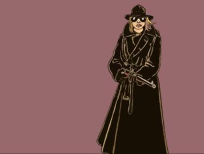 Крутые детективы на английский вкус