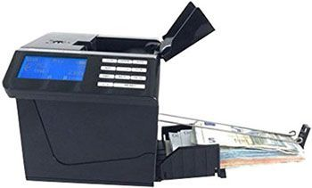 Detectalia CUBE+ Plus - maquina de contar billetes