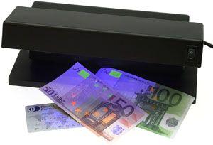 detector de billetes falsos Genie MD 1784
