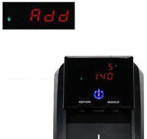 detector de billetes falsos mas vendido - detectalia d7