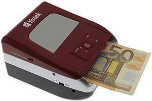 detector de billetes falsos Yatek SE-0706