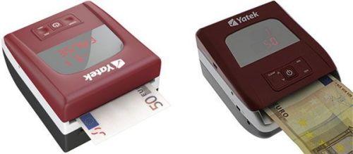 detector de billetes Yatek SE-0706