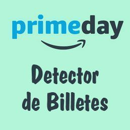 Prime Day Amazon detector de billetes falsos ofertas