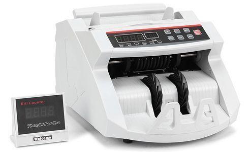 Contador y detector de billetes Hpcutter. Análisis detallado