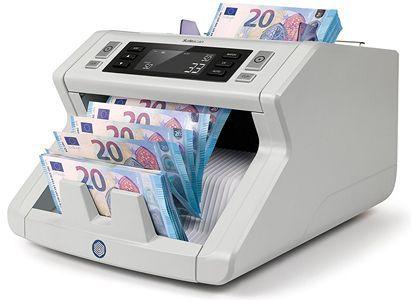 Contadora de billetes Safescan 2250. Análisis detallado