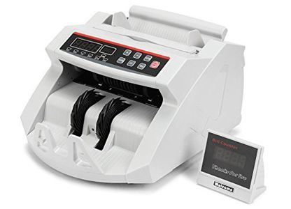 Contador y detector de billetes VEVOR. Análisis a fondo