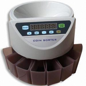 maquina de contar monedas euroline desde 1994