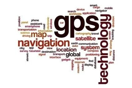 GPS-Technk im Einsatz