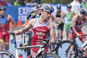 Triatlon - cyklistika