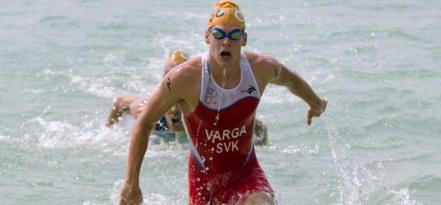 Triatlon - plávanie