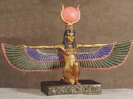 Bogini-Hathor-Isis