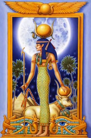 Bogini-Hathor