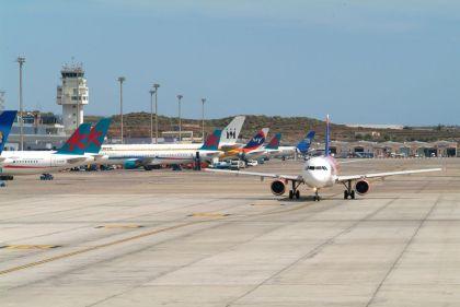 Pistas Aéroport de Tenerife Sud TFS
