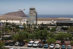 Aéroport de Tenerife Sud TFS