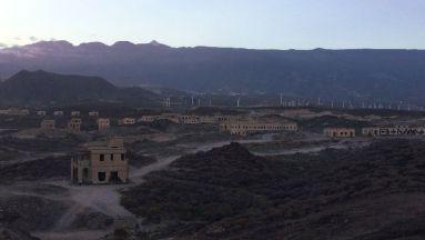 Sanatorium des lépreux à Abades de l´île de Ténéife