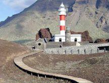 Le phare de Punta del Teno de l´île de Ténérife