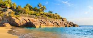 Plages Costa Adeje de l´île de Ténérife