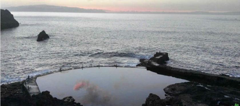 Le charco Isla Cangrero à Los Gigantes : Soleil, Mer et Relax