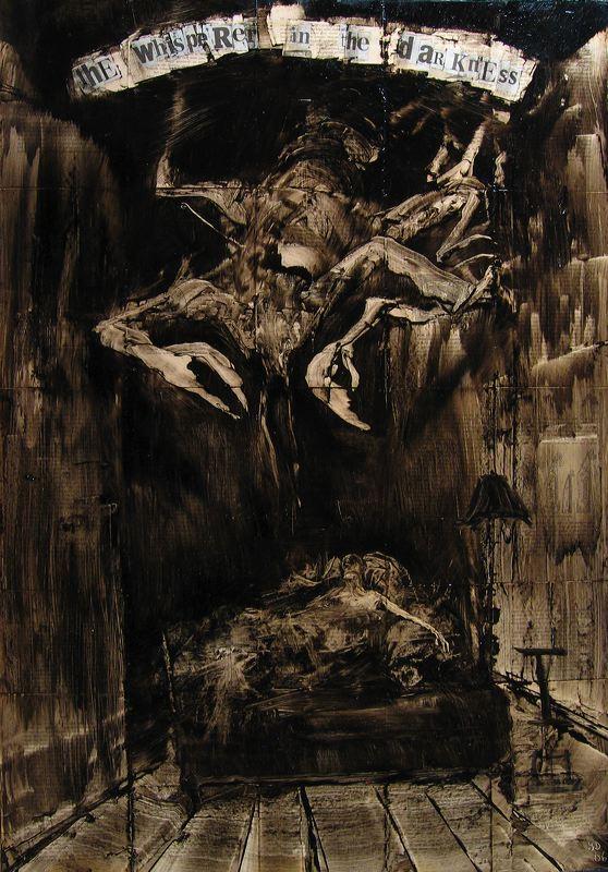 El que susurra en la oscuridad Relatos de H.P. Lovecraft