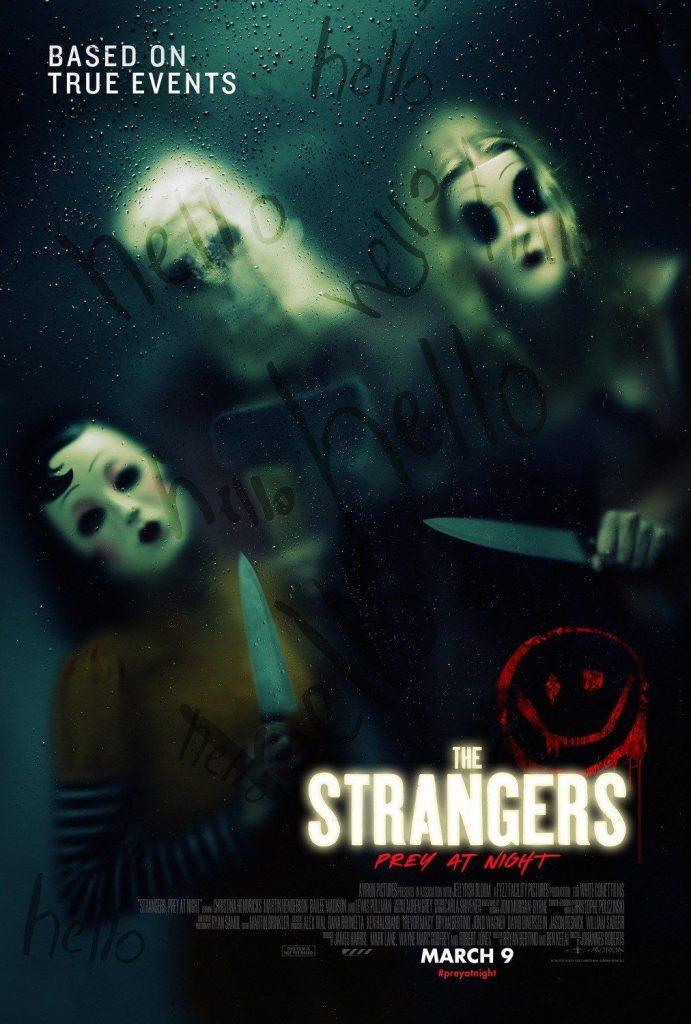 Mejores películas de terror de Amazon - Los extraños 2
