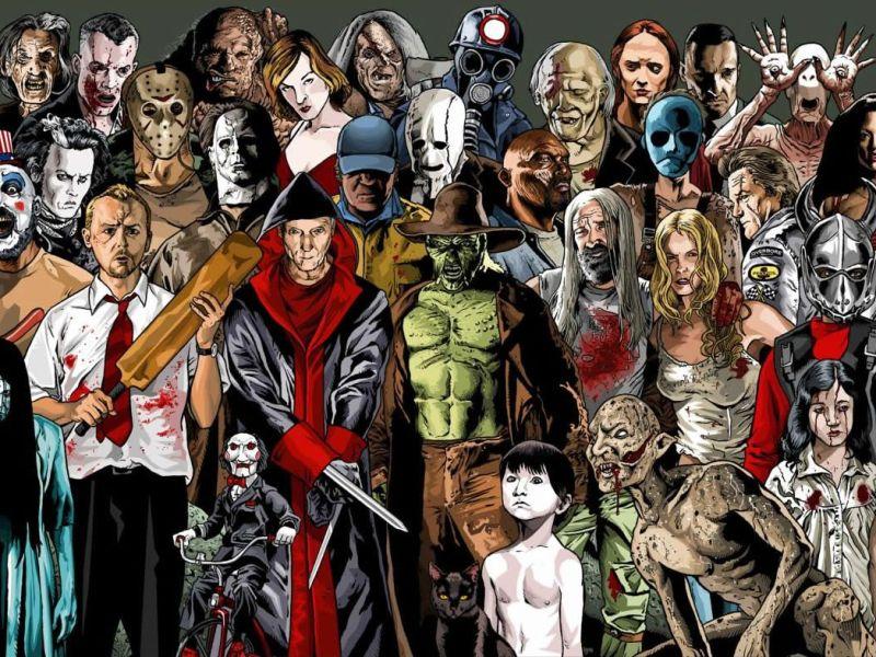 ¡Los 17 verdaderos rostros del terror! Mira a quienes no te dejaban dormir