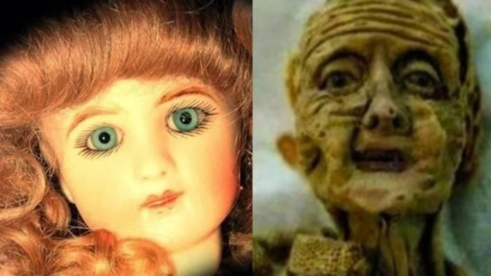 muñeca vieja