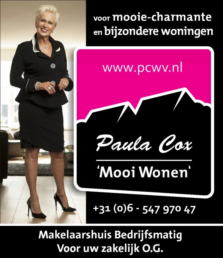 Paula Cox 'Mooi Wonen'