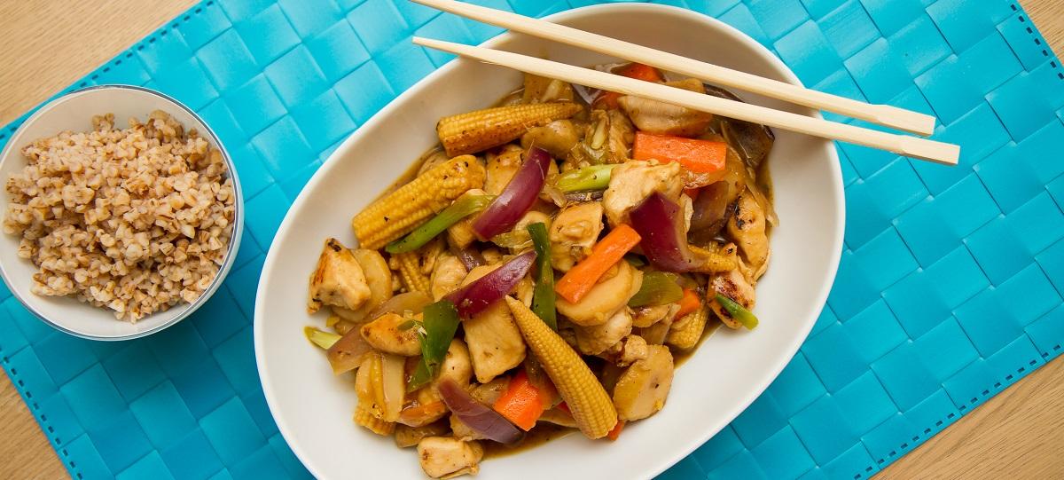 Kylling chop suey
