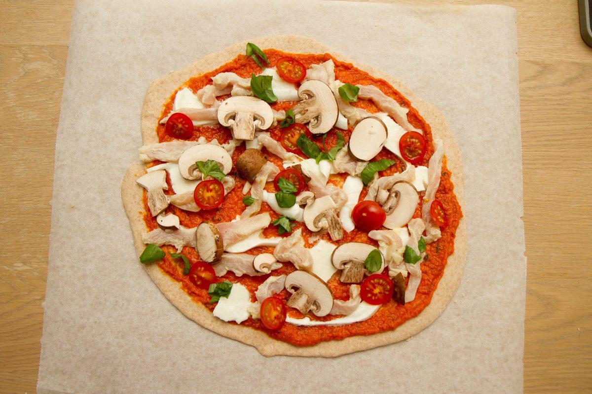 Den beste pizzasausen