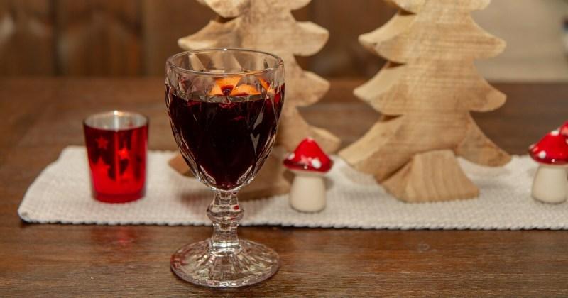 Vin chaud - Gløggfavoritten