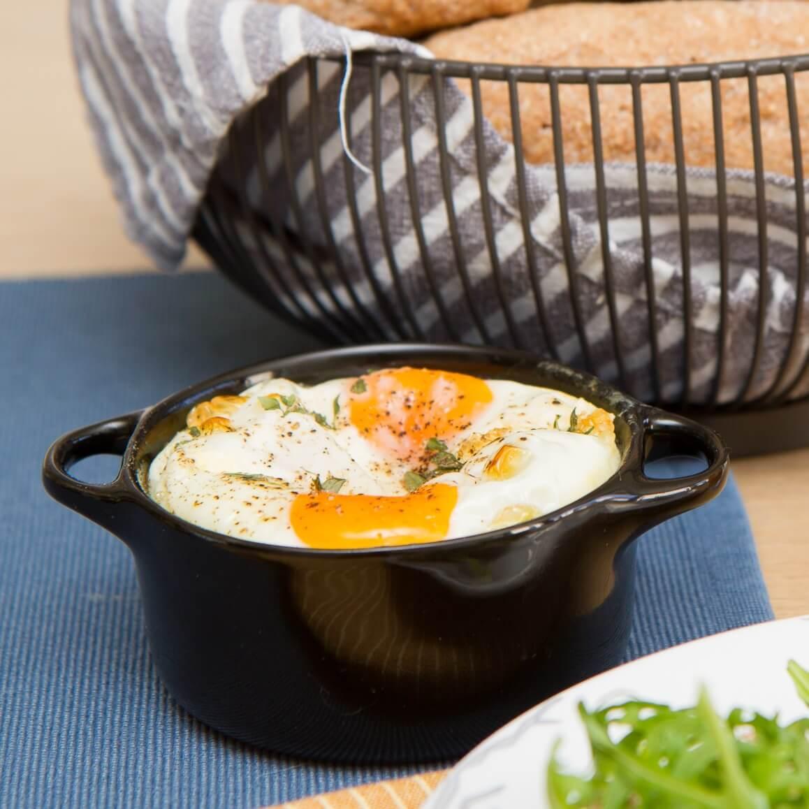 Egg cocotte