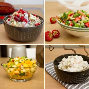 Salater som passer godt til grillmat