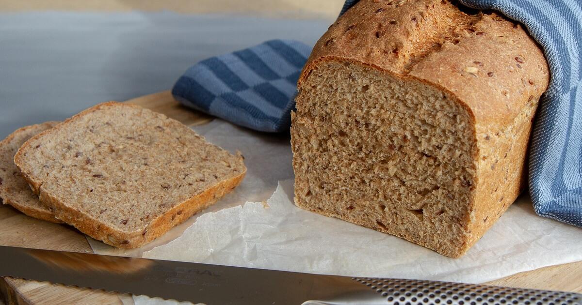 Saftige og ekstra grove brød