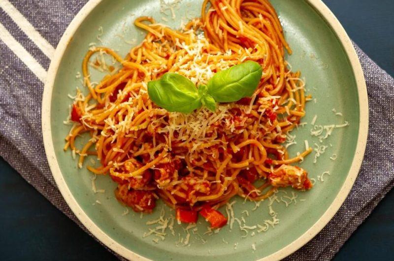 Enkel og god pastagryte