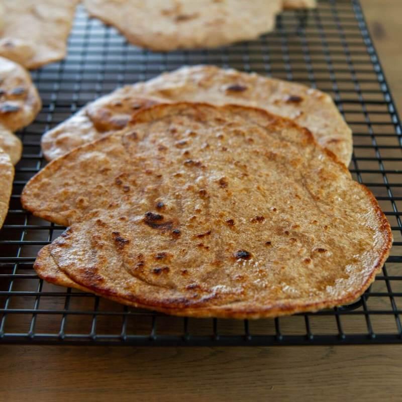 Enkle chapati